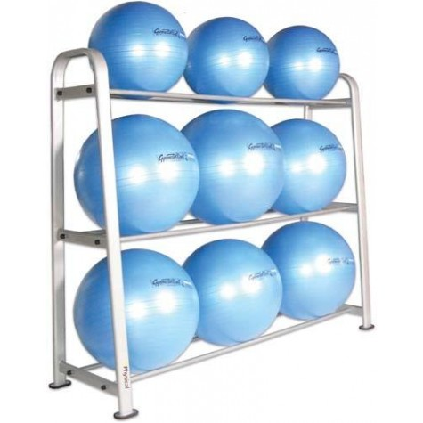 Gym Ball Bosu Storage Rack Small Onlysportsgear